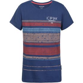 Icepeak Miami T-Shirt Girls, navy blue